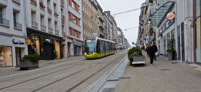 le tramways